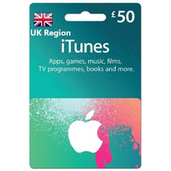 iTunes UK Gift Cards Delivered to your Email - SouqKuwait28