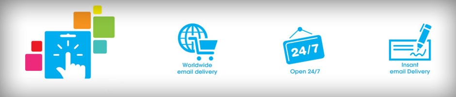 Instant Email Delivery - Fast & Secure
